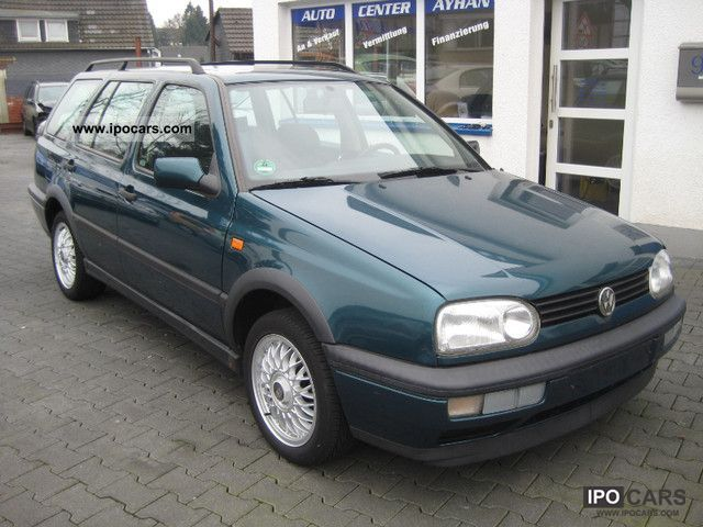 Volkswagen Golf 1.8 1994 photo - 8
