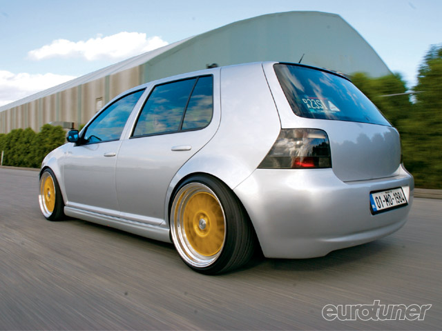 Volkswagen Golf 1.8T 1996 photo - 10