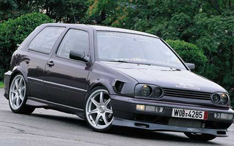 Volkswagen Golf 1.8T 1996 photo - 3