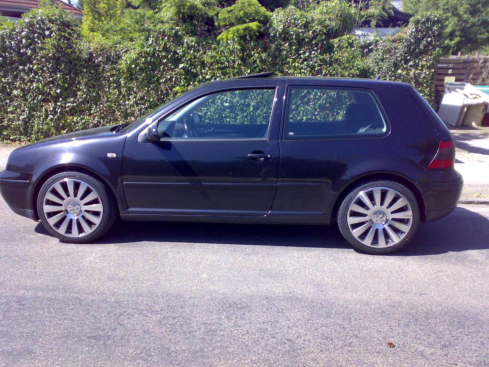 Volkswagen Golf 1.8T 1996 photo - 7