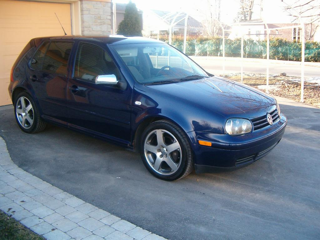 Volkswagen Golf 1.8T 1996 photo - 8