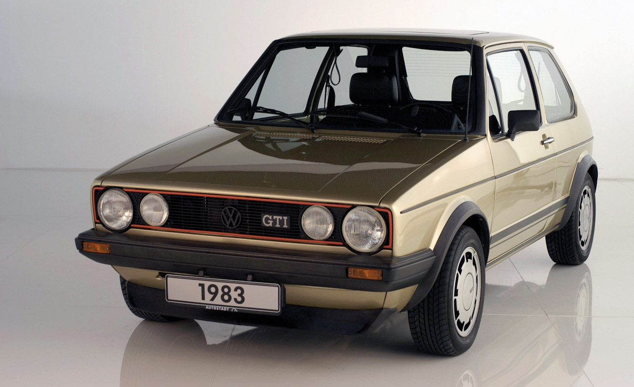 Volkswagen Golf 1.8i 1983 photo - 6