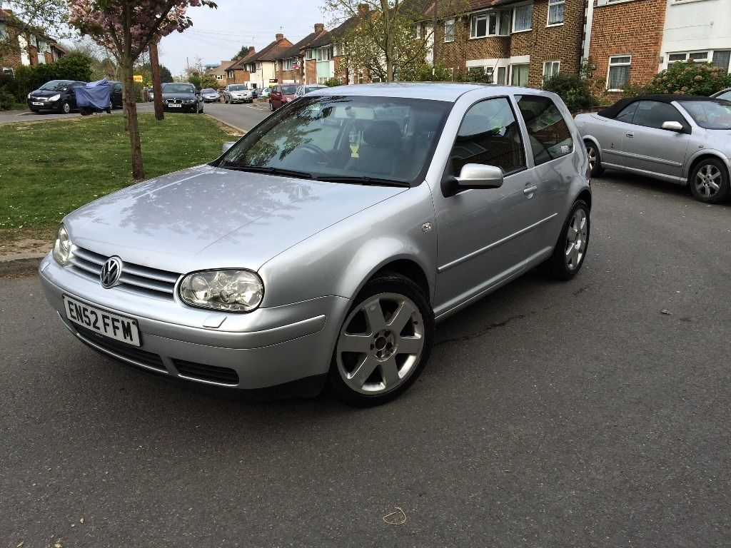 Volkswagen Golf 1.9 2003 photo - 12
