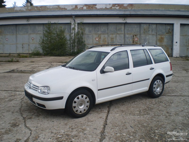 Volkswagen Golf 1.9 2003 photo - 3