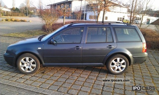 Volkswagen Golf 1.9 2003 photo - 6
