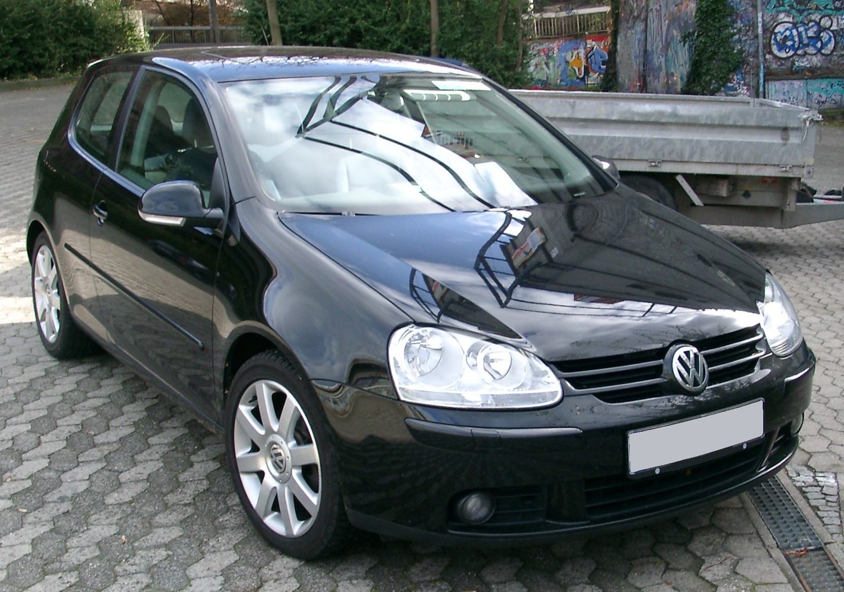 Volkswagen Golf 1.9 2010 photo - 2