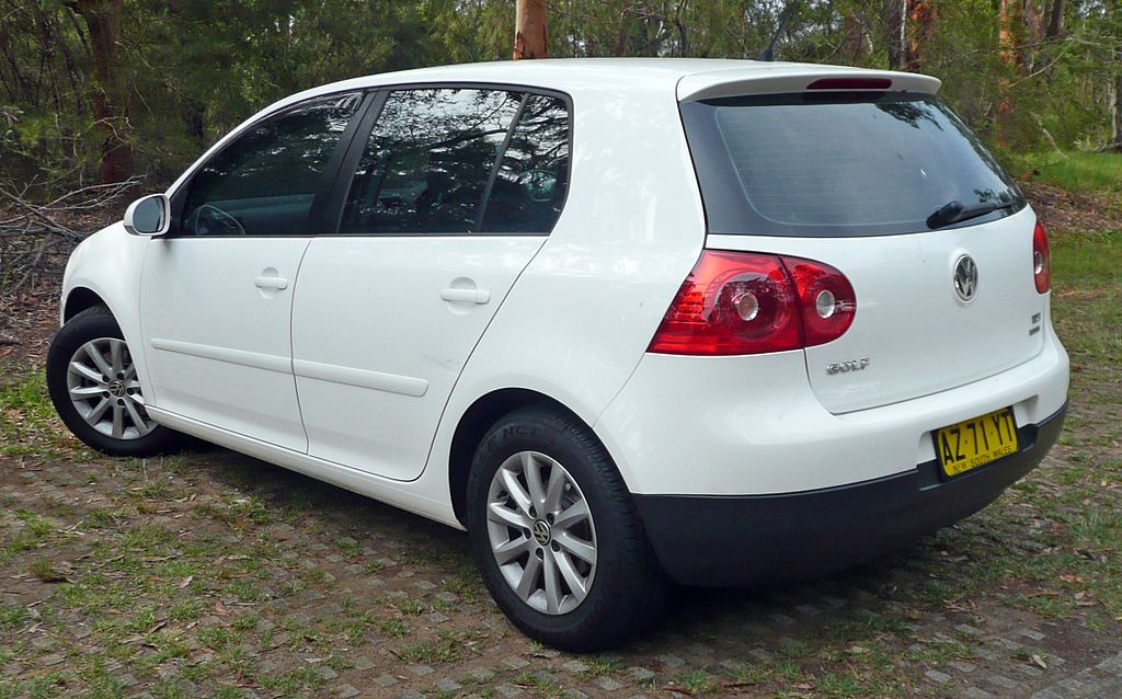 Volkswagen Golf 1.9 2010 photo - 4