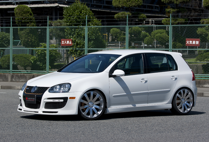 Volkswagen Golf 2.8 2008 photo - 1