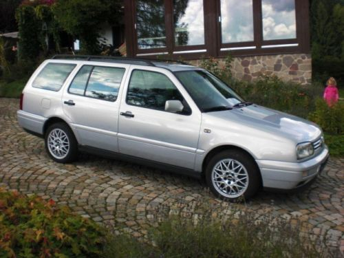 Volkswagen Golf 2.9 1996 photo - 1