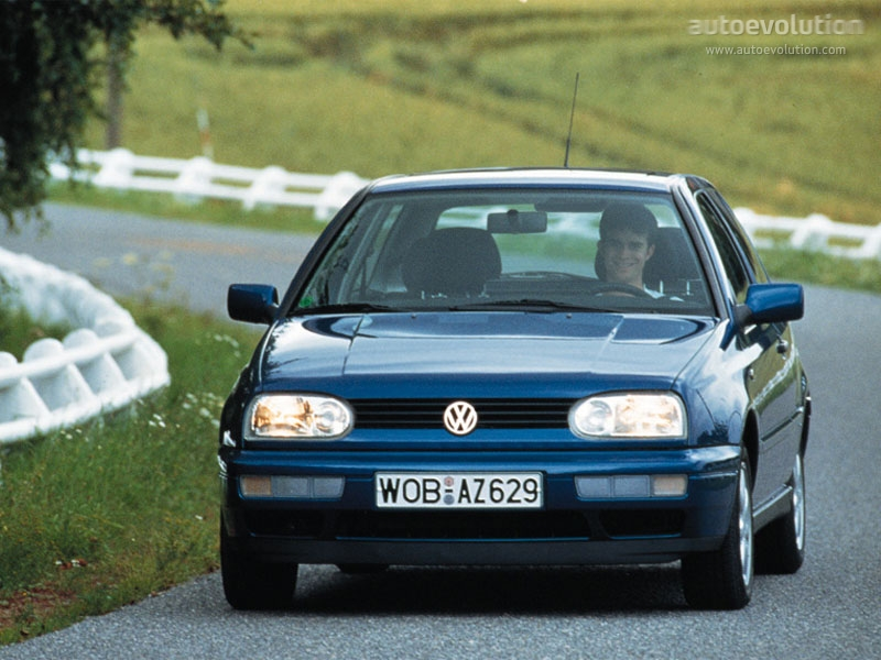 Volkswagen Golf 2.9 1996 photo - 10