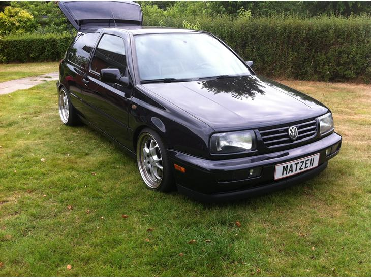 Volkswagen Golf 2.9 1996 photo - 5
