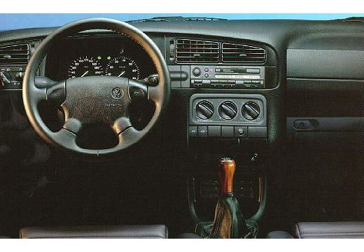 Volkswagen Golf 2.9 1996 photo - 6
