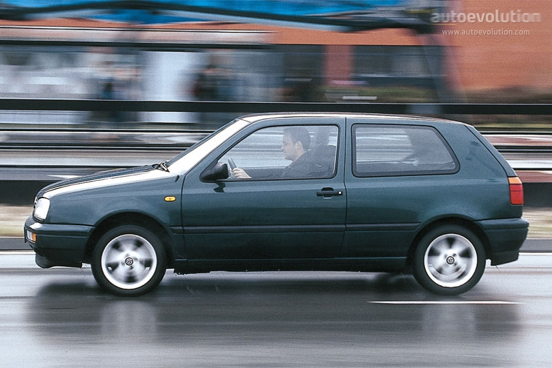 Volkswagen Golf 2.9 1996 photo - 7