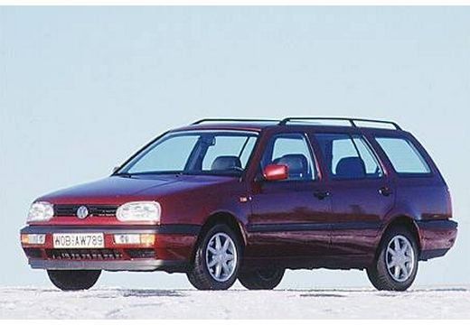 Volkswagen Golf 2.9 1996 photo - 9