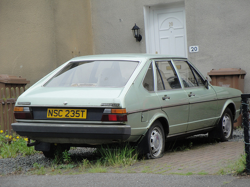 Volkswagen Jetta 1.6 1979 photo - 2