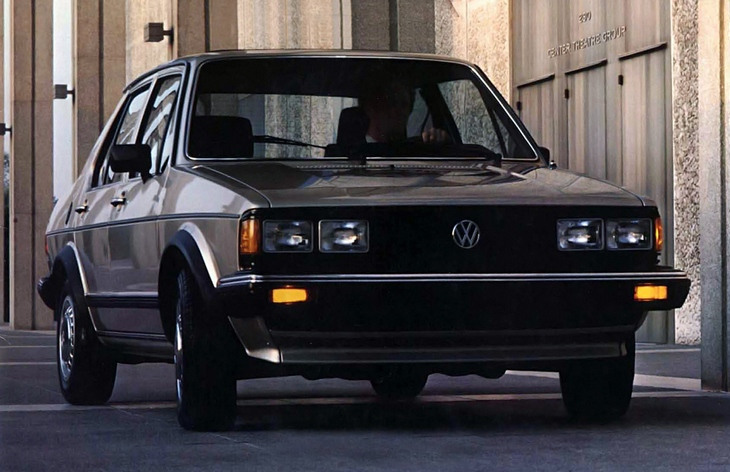 Volkswagen Jetta 1.6 1979 photo - 3