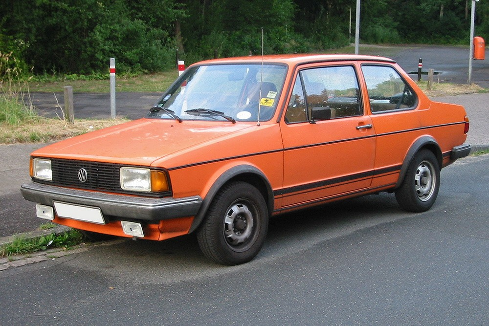 Volkswagen Jetta 1.6 1979 photo - 4