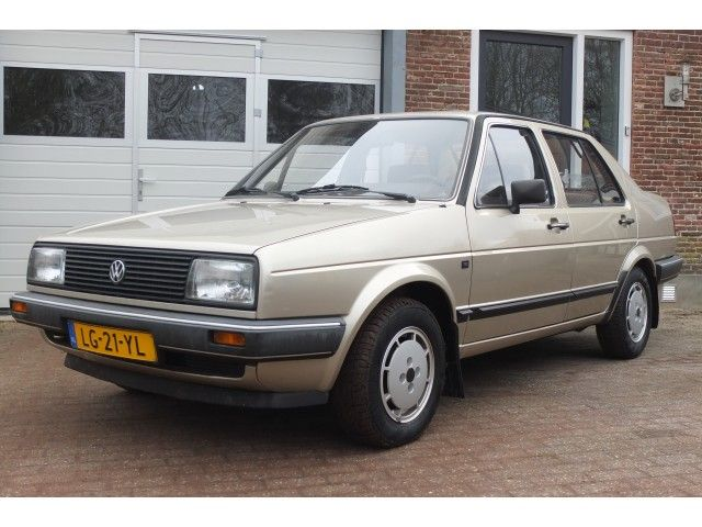 Volkswagen Jetta 1.6 1984 photo - 1