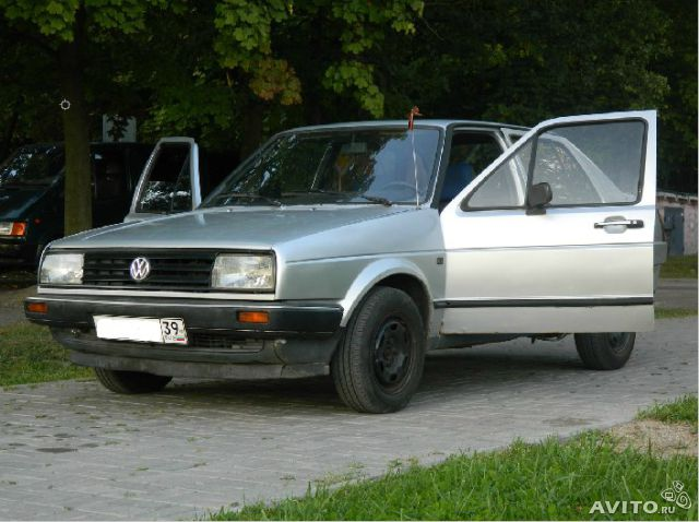 Volkswagen Jetta 1.6 1984 photo - 10