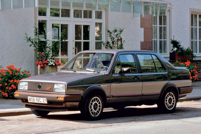 Volkswagen Jetta 1.6 1984 photo - 4