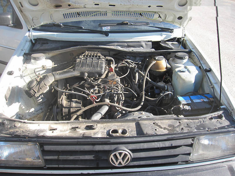 Volkswagen Jetta 1.6 1992 photo - 3