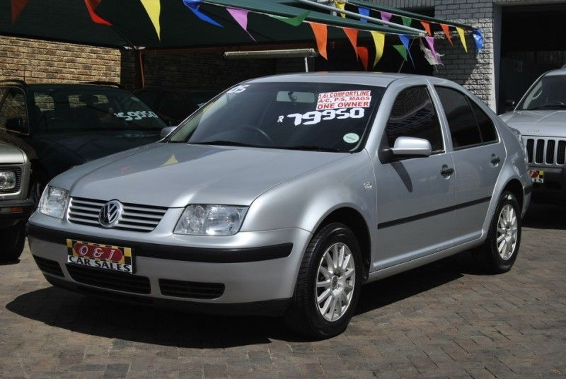 Volkswagen Jetta 1.6 2005 photo - 12