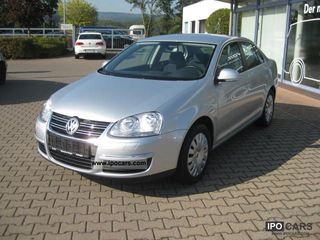 Volkswagen Jetta 1.6 2008 photo - 1
