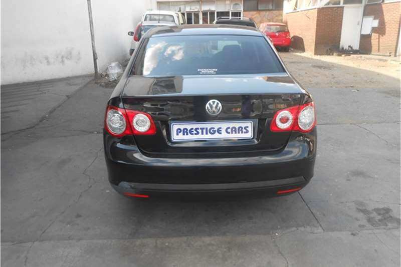 Volkswagen Jetta 1.6 2008 photo - 3