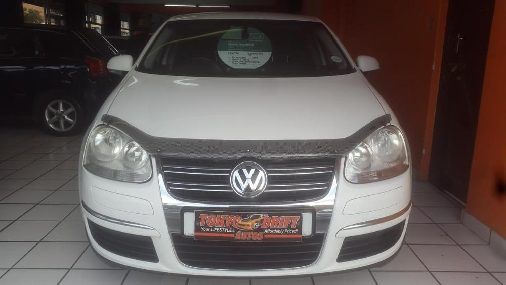 Volkswagen Jetta 1.6 2008 photo - 5