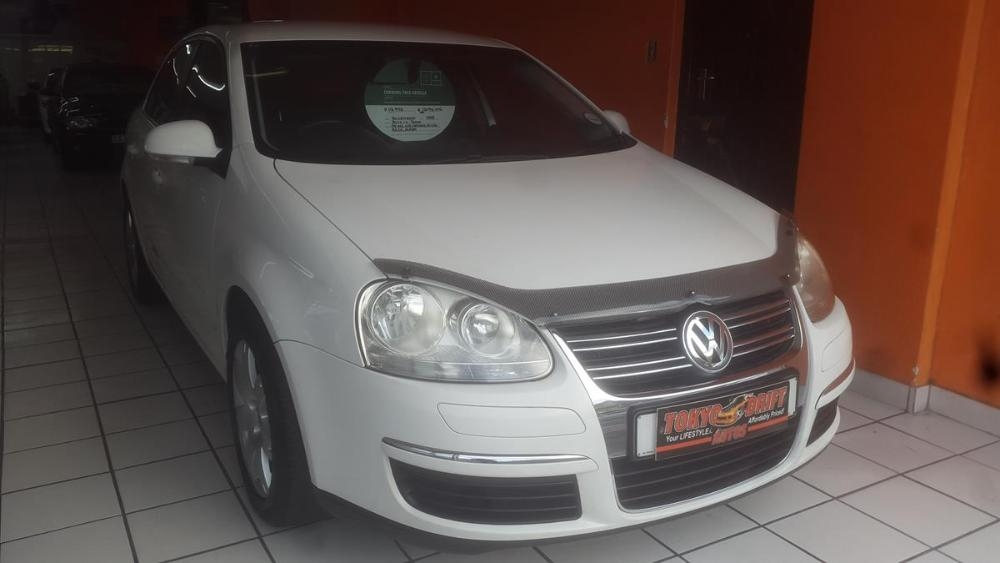 Volkswagen Jetta 1.6 2008 photo - 8