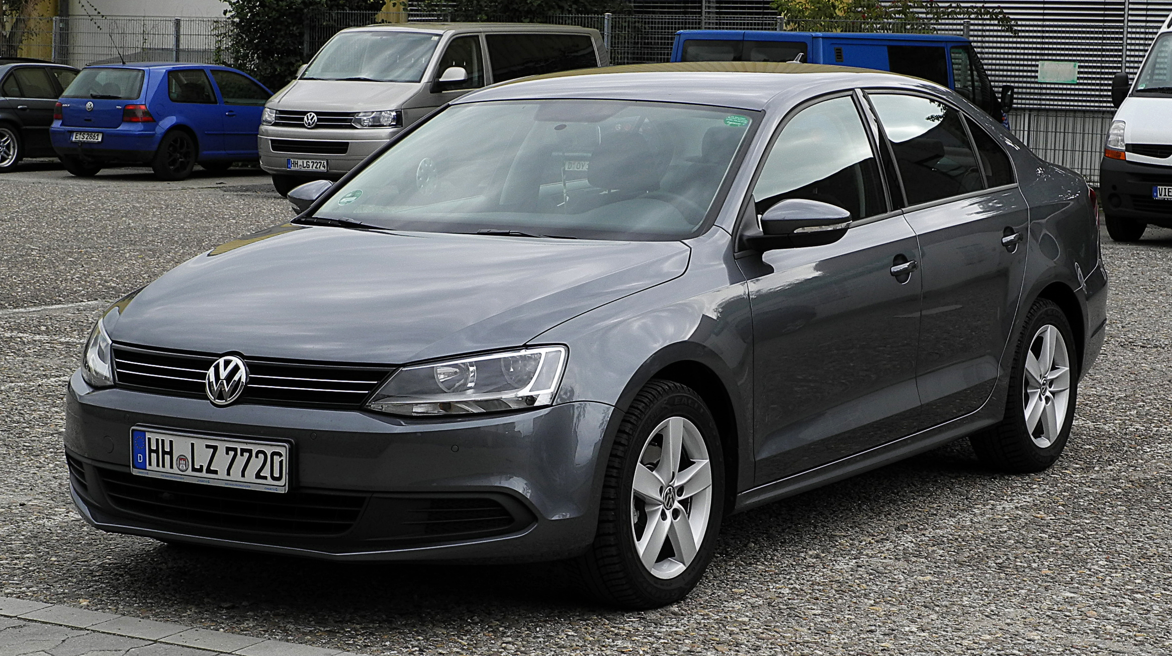 Volkswagen Jetta 1.6 2011 photo - 1