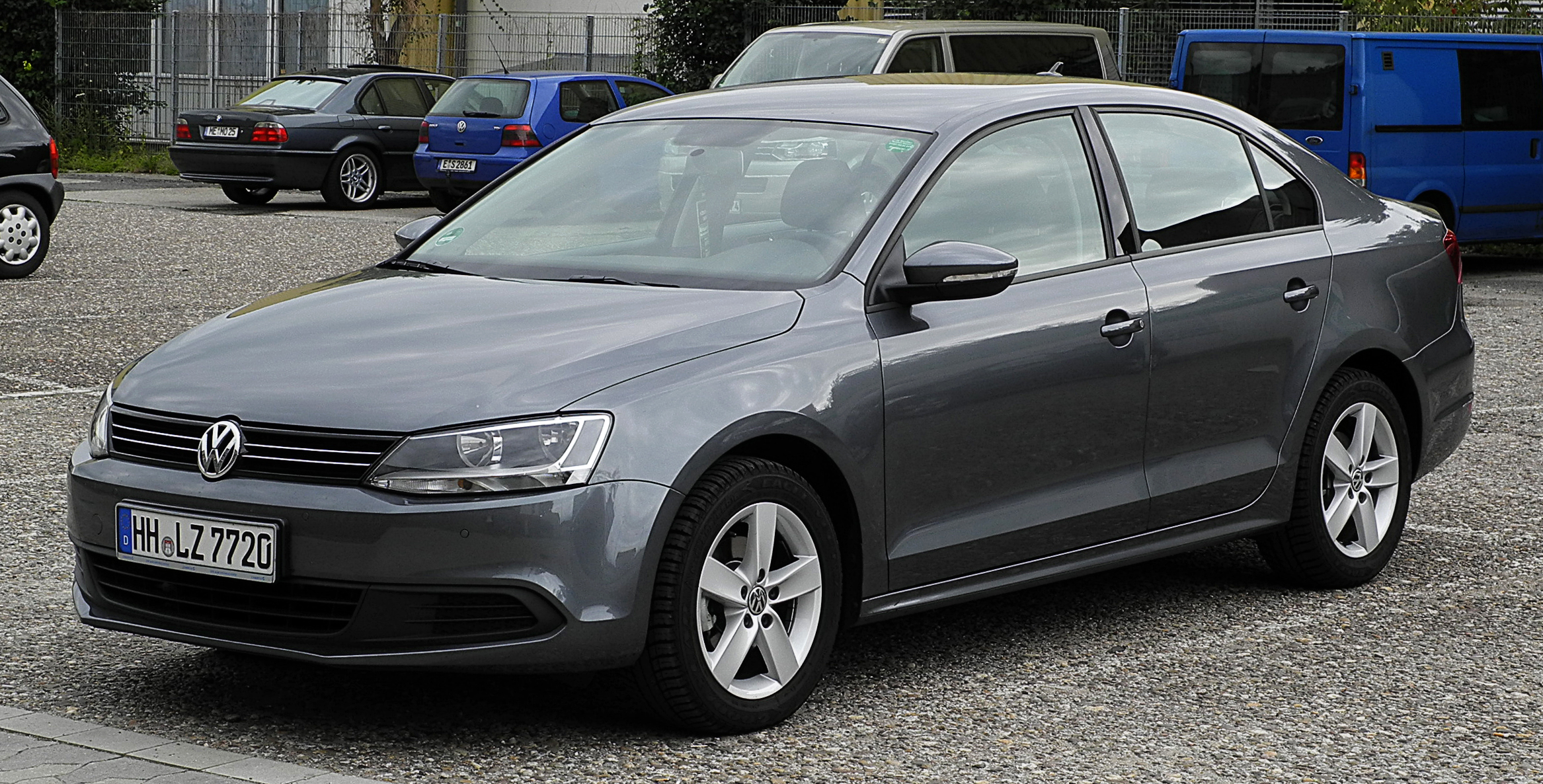 Volkswagen Jetta 1.6 2011 photo - 2
