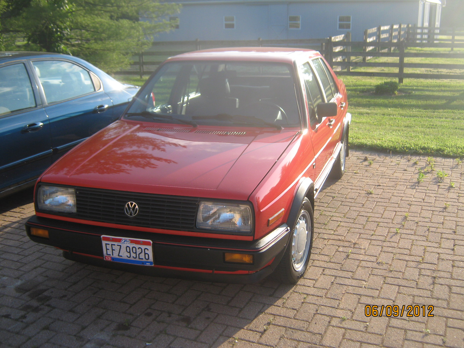 Volkswagen Jetta 1.8 1985 photo - 5