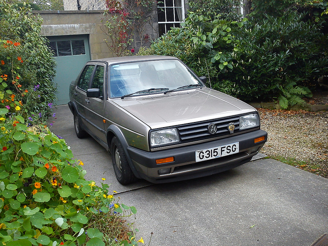 Volkswagen Jetta 1.8 1990 photo - 2