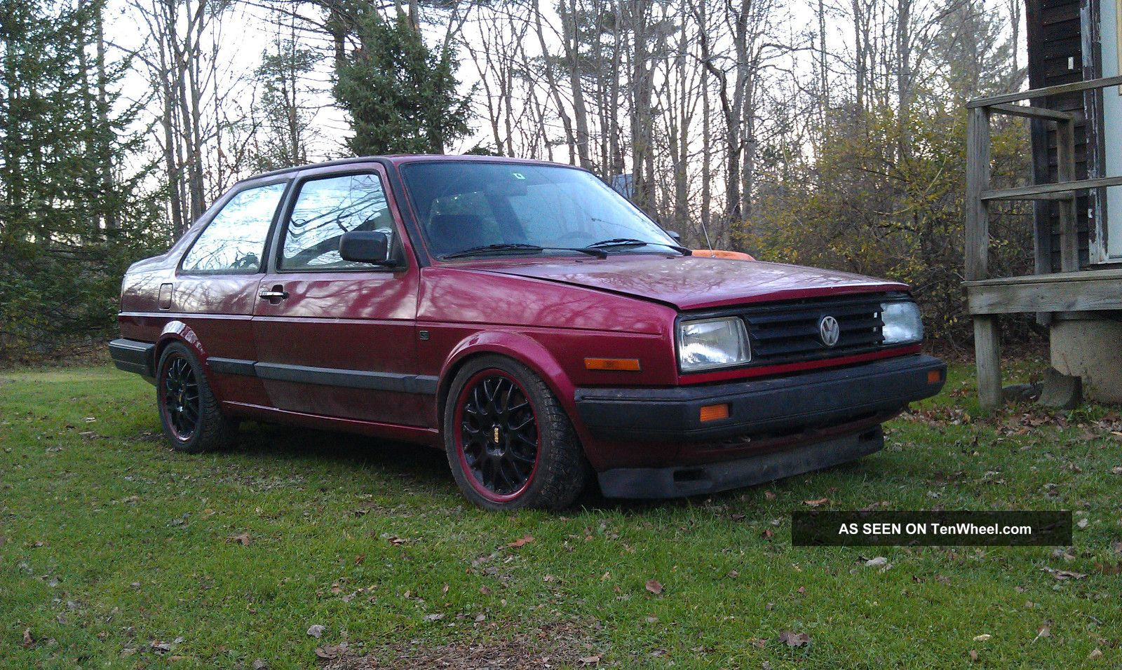 Volkswagen Jetta 1.8 1990 photo - 6