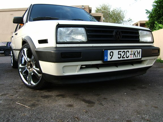 Volkswagen Jetta 1.8 1990 photo - 8