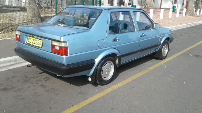 Volkswagen Jetta 1.8 1990 photo - 9