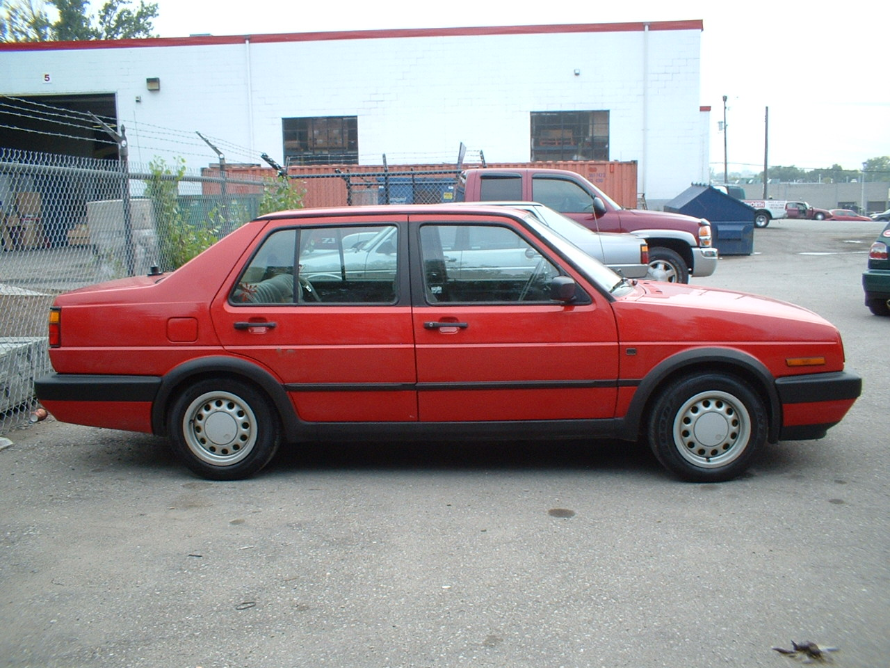 Volkswagen Jetta 1.8 1992 photo - 11