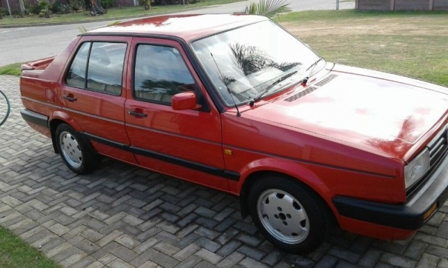 Volkswagen Jetta 1.8 1992 photo - 3