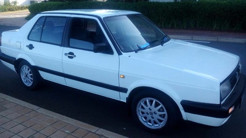 Volkswagen Jetta 1.8 1992 photo - 5