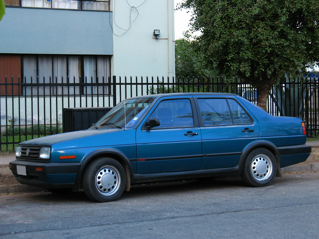 Volkswagen Jetta 1.8 1992 photo - 7