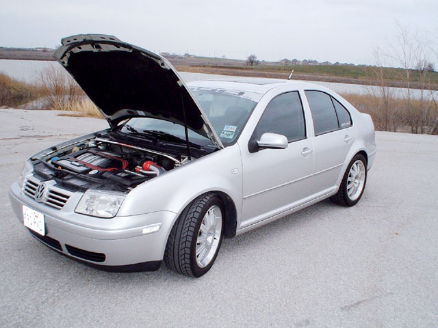Volkswagen Jetta 1.9 2000 photo - 8