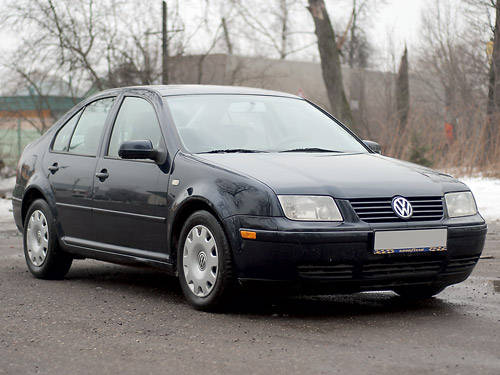 Volkswagen Jetta 2.0 1998 photo - 10