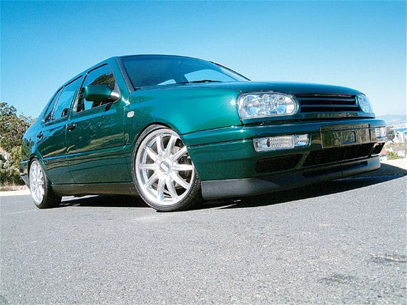 Volkswagen Jetta 2.0 1998 photo - 5