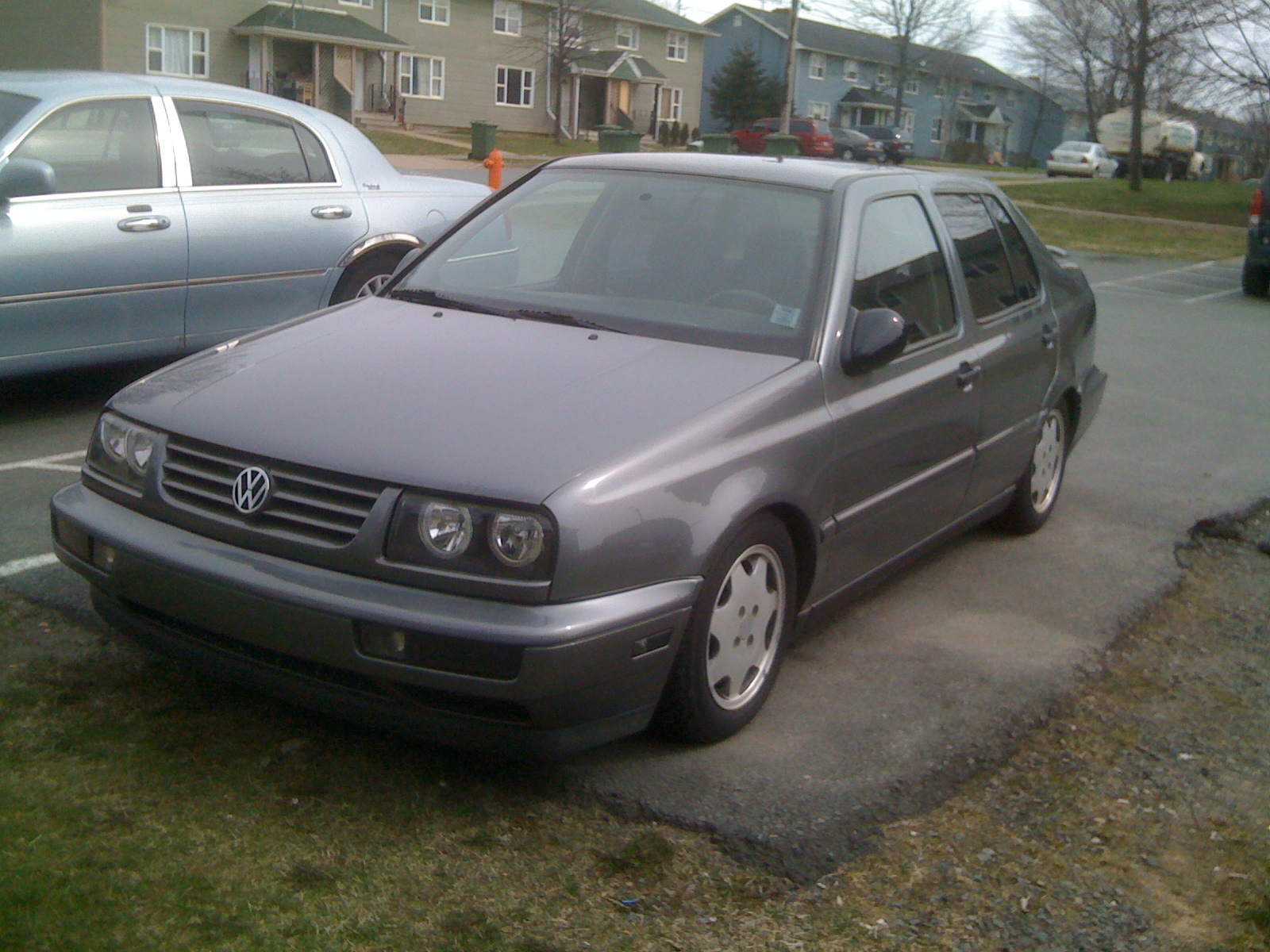 Volkswagen Jetta 2.0 1998 photo - 9