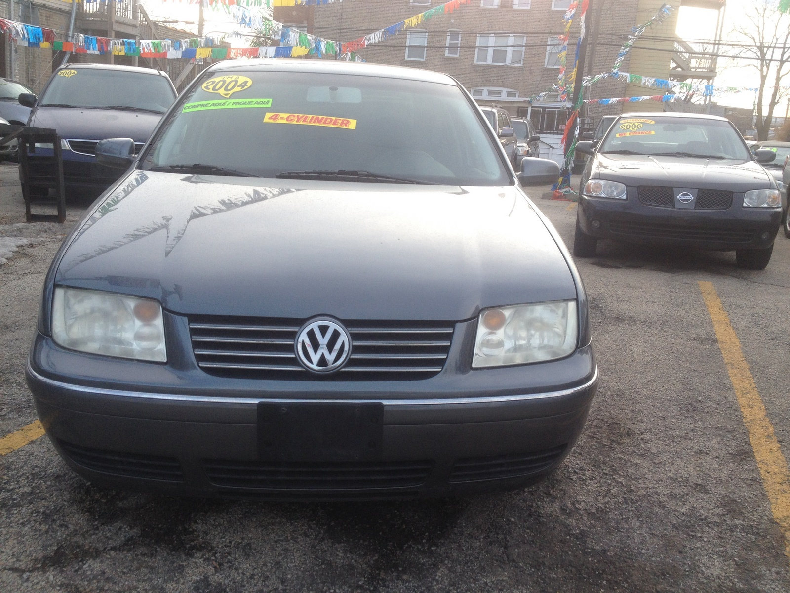 Volkswagen Jetta 2.0 2004 photo - 6