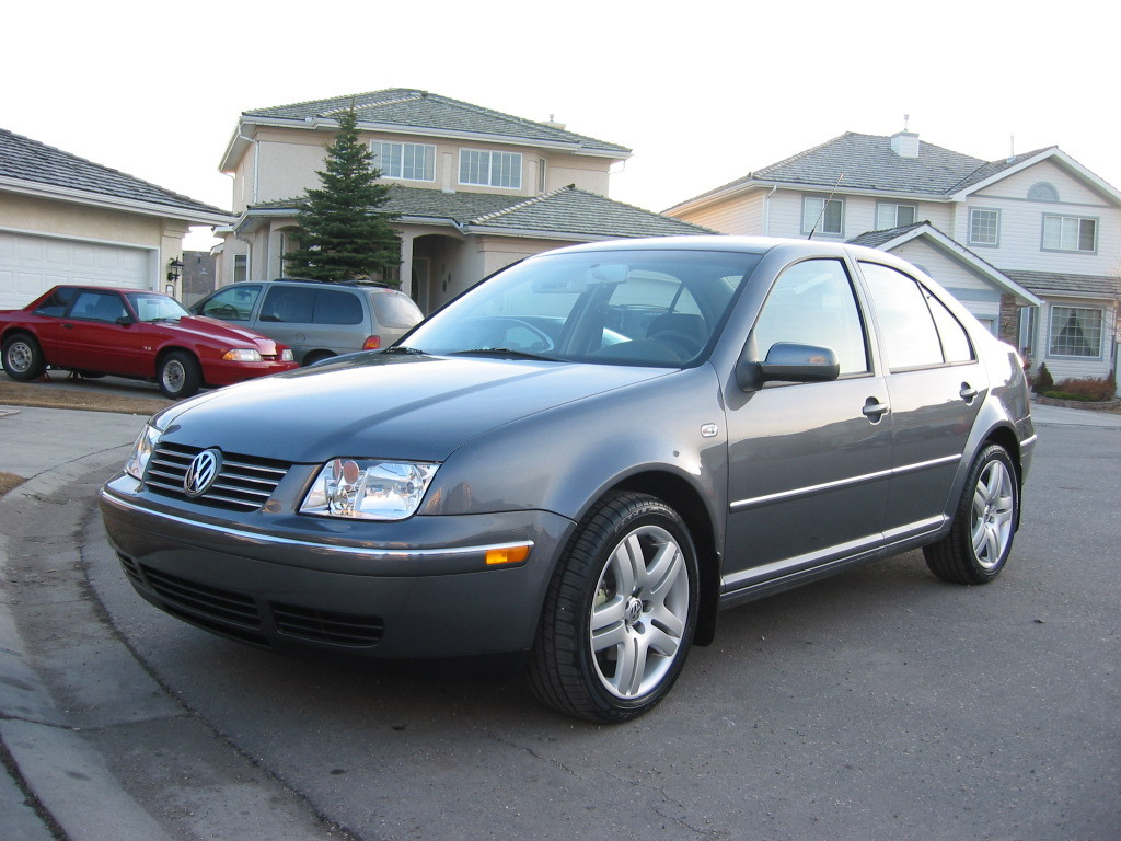Volkswagen Jetta 2.3 2004 photo - 12