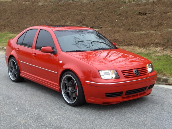Volkswagen Jetta 2.3 2004 photo - 5