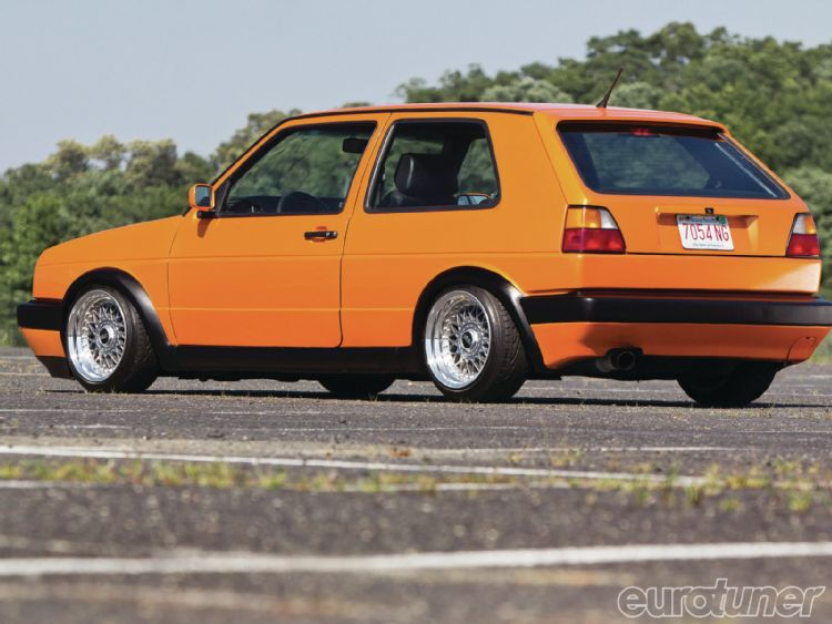 Volkswagen Jetta 2.8 1988 photo - 10
