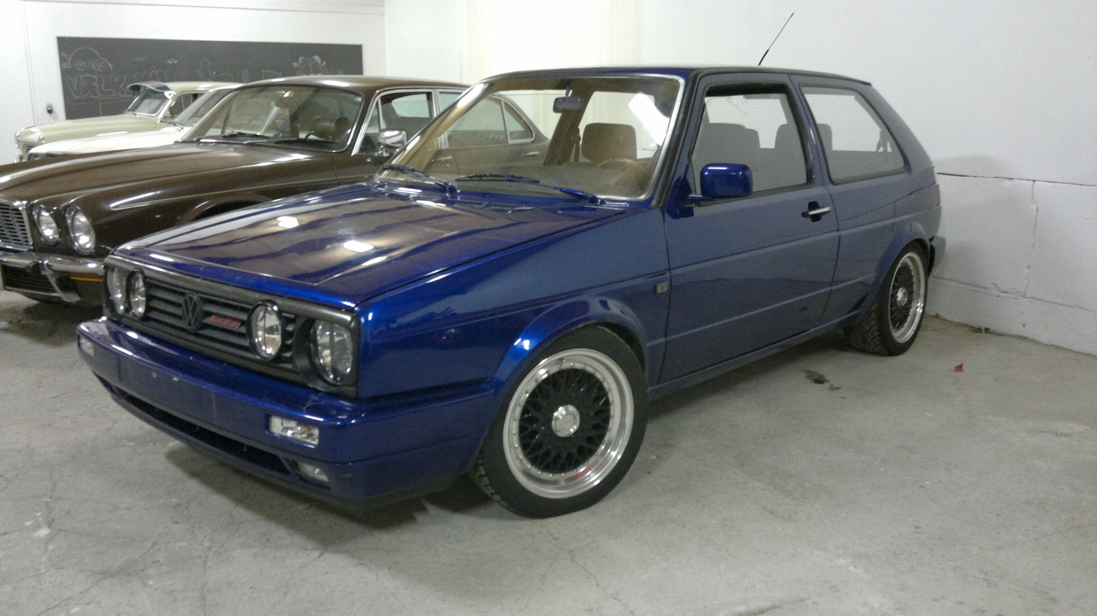 Volkswagen Jetta 2.8 1988 photo - 2